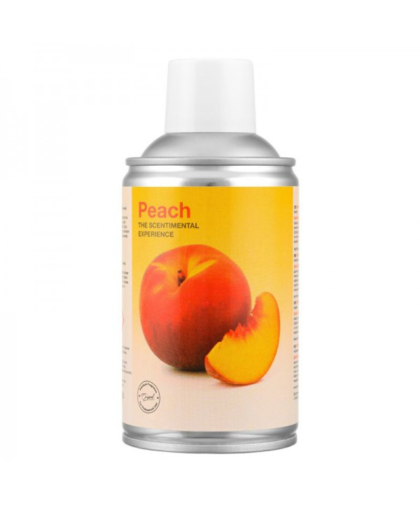 Spray-uri odorizante pentru 20-50 mp - - Odorizant de camera spray 250ml ScentPlus - Peach - arli.ro