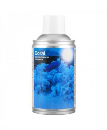 Spray-uri odorizante pentru 20-50 mp - Odorizant de camera spray 250ml ScentPlus - Coral - arli.ro