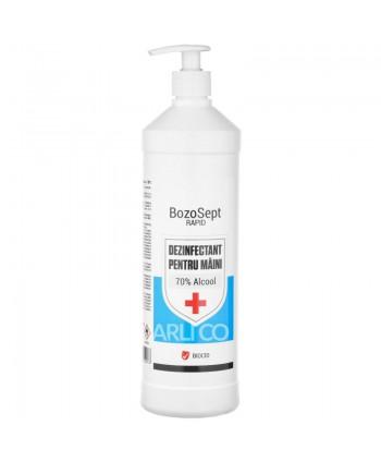 Dezinfectanti pentru maini - Dezinfectant pentru maini - Bozosept - 1000 ml - arli.ro