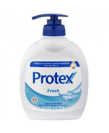 Dezinfectanti pentru maini - Sapun lichid antibacterian - Protex Fresh - 300 ml - arli.ro