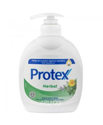 Dezinfectanti pentru maini - Sapun lichid antibacterian - Protex Herbal- 300 ml - arli.ro