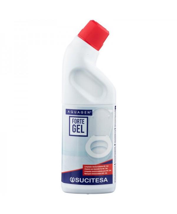 Detergenti si solutii de curatat - - Solutie de curatat vasul WC - Aquagen Forte Gel - arli.ro