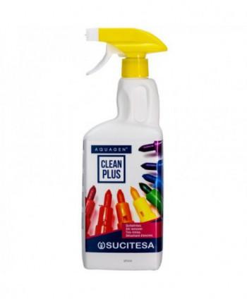 Detergenti si solutii de curatat - Solutie profesionala pt scos pete de pe suprafete dure - Aquagen Clean Plus - arli.ro