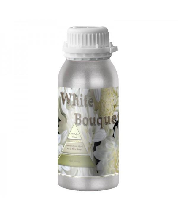Uleiuri esentiale pentru30 - 5000mp - - Odorizant de camera ulei esential 500 ml ScentPlus - White Bouquet - arli.ro