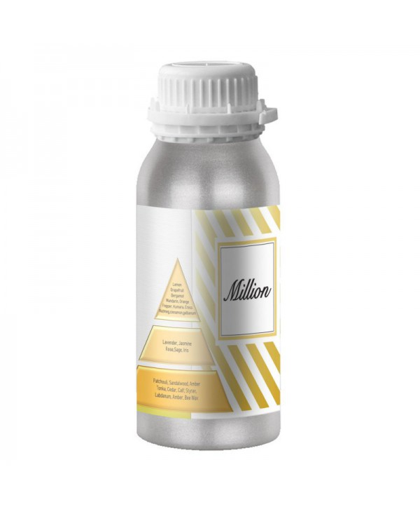 Uleiuri esentiale pentru30 - 5000mp - - Odorizant de camera ulei esential 500 ml ScentPlus - Million - arli.ro