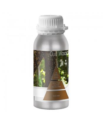 Uleiuri esentiale pentru30 - 5000mp - Odorizant de camera ulei esential 500 ml ScentPlus - Oud Wood - arli.ro
