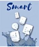 Dispensere prosoape din hartie - Dispenser prosoape hartie Z -  Smart - arli.ro