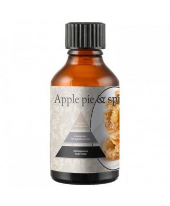 Uleiuri esentiale pentru30 - 5000mp - Odorizant de camera ulei esential 50 ml ScentPlus - Apple Pie & Spice - arli.ro
