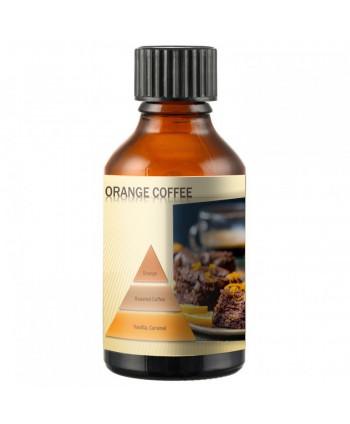 Uleiuri esentiale pentru30 - 5000mp - Odorizant de camera ulei esential 50 ml ScentPlus - Orange Coffee - arli.ro