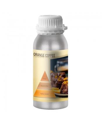 Uleiuri esentiale pentru30 - 5000mp - Odorizant de camera ulei esential 500 ml ScentPlus - Orange Coffee - arli.ro