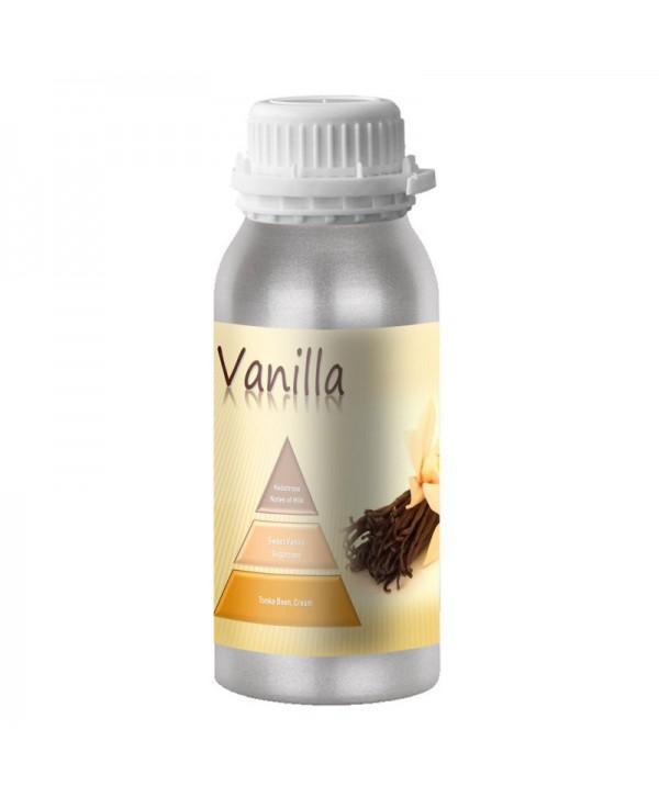 Uleiuri esentiale pentru30 - 5000mp - - Odorizant de camera ulei esential 500 ml ScentPlus - Vanilla - arli.ro