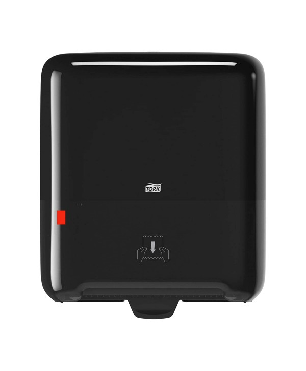 Dispensere rola hartie - - Dispenser prosop hartie rola, negru - Tork Matic Autocut - arli.ro