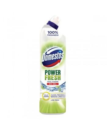 Detergenti si solutii de curatat - Solutie de curatat vasul WC - Domestos Power Fresh - arli.ro
