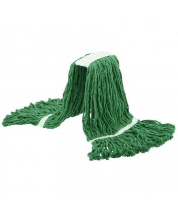 Mopuri profesionale - Mop ultra absorbant Kentucky 400gr, verde - arli.ro