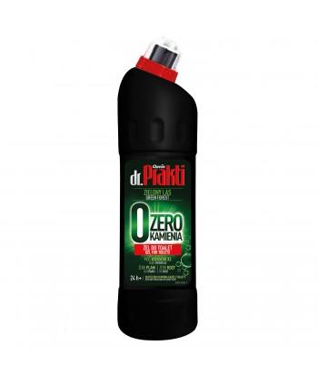 Detergenti si solutii de curatat - Solutie de curatat vasul WC - Dr. Prakti Green Forest - 750 ml - arli.ro