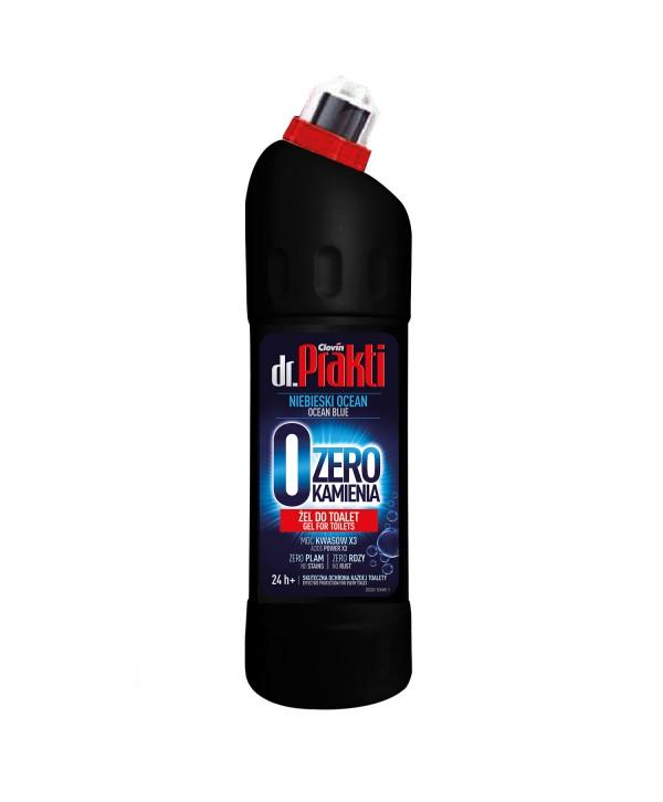 Detergenti si solutii de curatat - - Solutie de curatat vasul WC - Dr. Prakti Ocean Blue - 750 ml - arli.ro