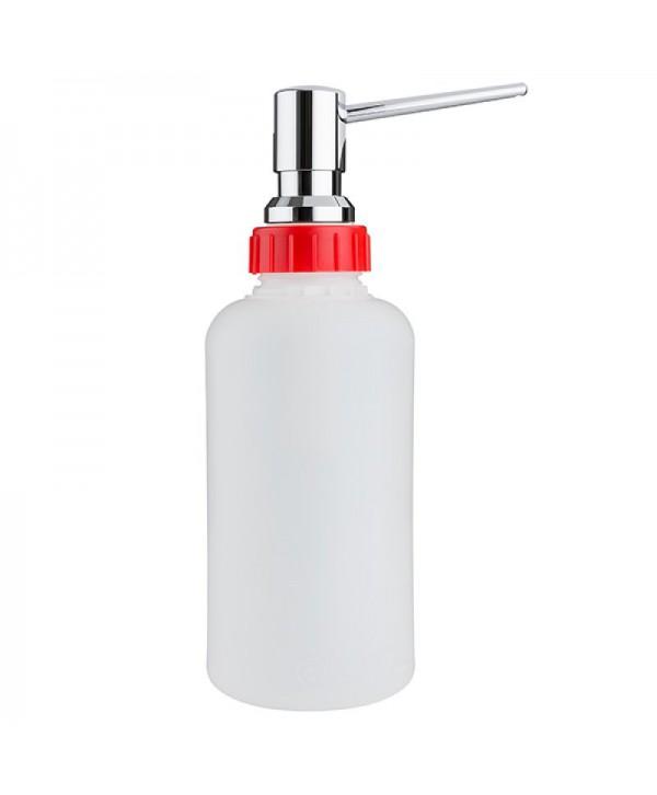 Dozatoare de sapun din inox - - Dozator de sapun lichid , incastrabil - 1000 ml - arli.ro