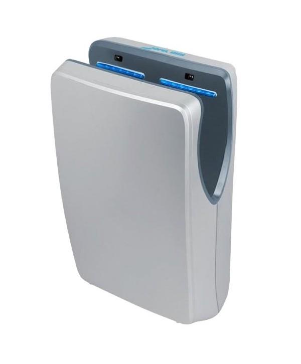 Uscatoare de maini verticale - - Uscator de maini vertical, silver - Jofel Infinity Smart Jet - arli.ro