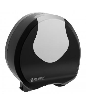 Acasa - Dispenser hartie igienica Jumbo, negru  - San Jamar - arli.ro