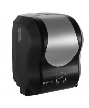 Acasa - Dispenser prosop hartie rola autocut, negru - San Jamar - arli.ro