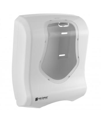 Acasa - Dispenser prosoape hartie pliate z, alb - San Jamar - arli.ro