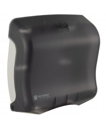 Acasa - Dispenser prosoape hartie pliate z, fumuriu - San Jamar - arli.ro