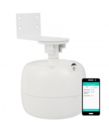 Uleiuri esentiale pentru30 - 5000mp - Dispenser odorizant profesional, aparat difuzor de arome prin nebulizare cu ulei esential - ScentPlus 80 - arli.ro