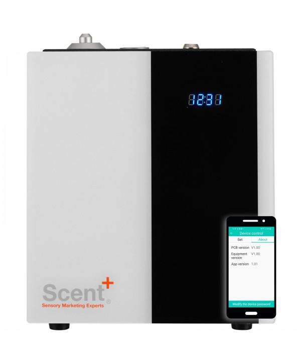 Uleiuri esentiale pentru30 - 5000mp - - Dispenser odorizant profesional, aparat difuzor de arome prin nebulizare cu ulei esential, a/n - ScentPlus 700 - arli.ro
