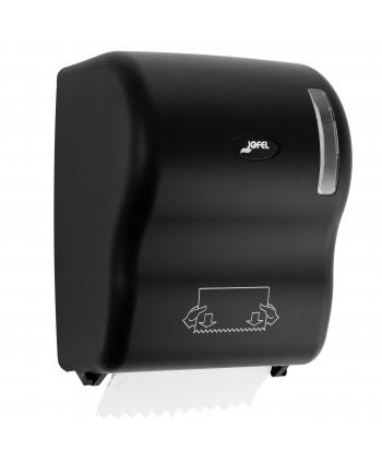 Acasa - Dispenser prosop hartie rola, negru mat - Jofel Autocut - arli.ro