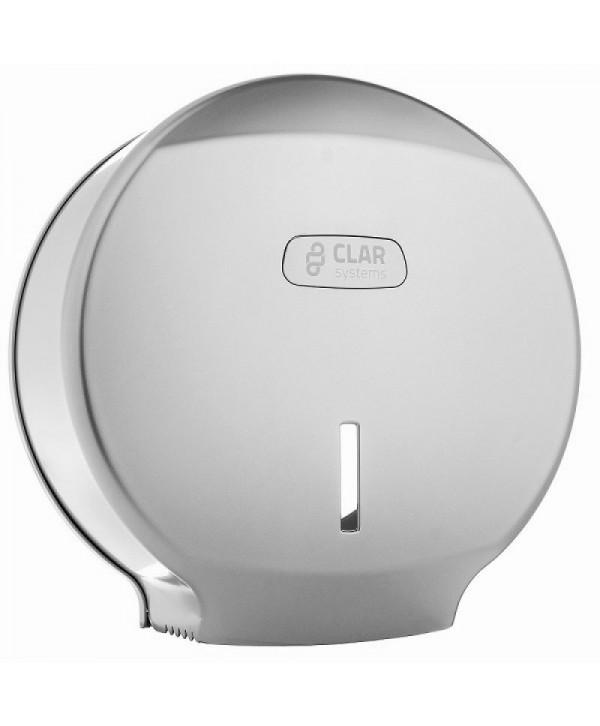 Dispensere hartie igienica - - Dispenser hartie igienica Jumbo, cromat - I-NOVA - arli.ro