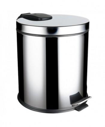 Cosuri gunoi inox - Cos de gunoi din inox cu SOFT CLOSE - 20 litri - arli.ro