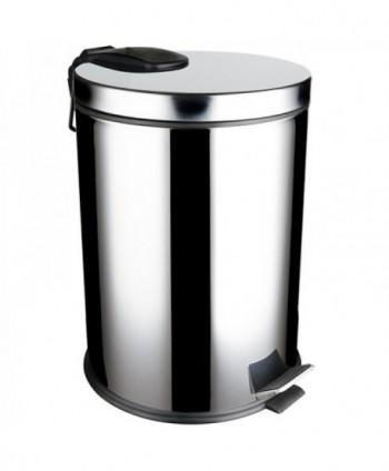 Cosuri gunoi inox - Cos de gunoi din inox cu SOFT CLOSE - 30 litri - arli.ro