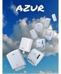 Dispensere prosoape din hartie - Dispenser prosoape hartie Z -  AZUR - arli.ro