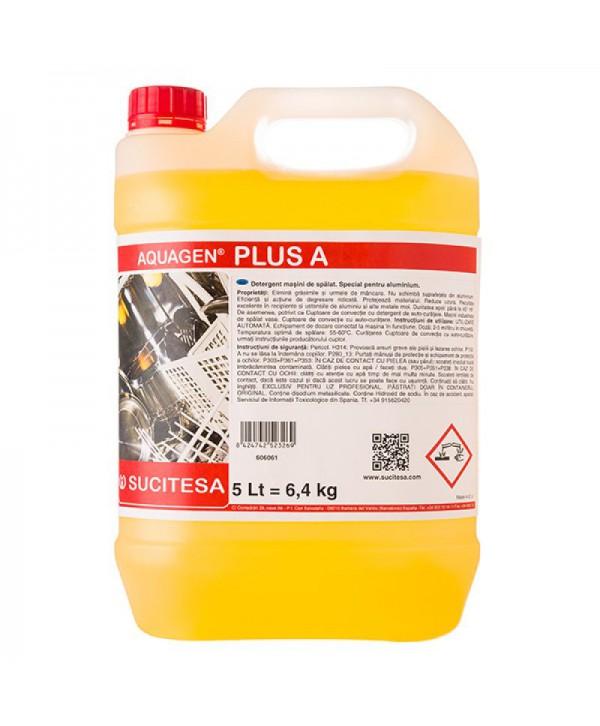 Detergenti si solutii de curatat - - Detergent pentru vase din aluminiu - Aguagen Plus A - arli.ro
