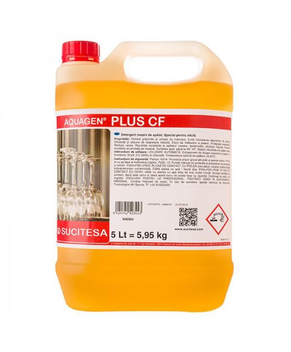 Detergenti si solutii de curatat - - Detergent  pentru vase din sticla - Aquagen Plus CF - arli.ro