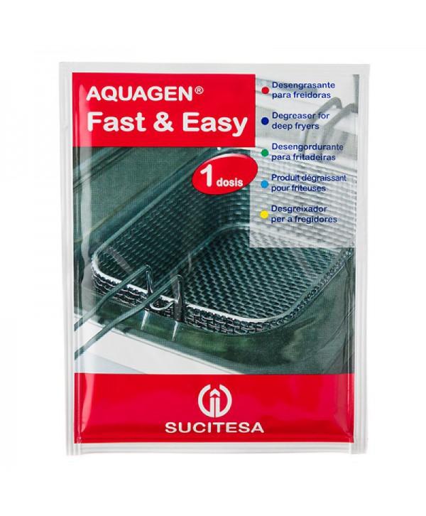 Detergenti si solutii de curatat - - Degresant pentru friteuse - Aquagen Fast - arli.ro