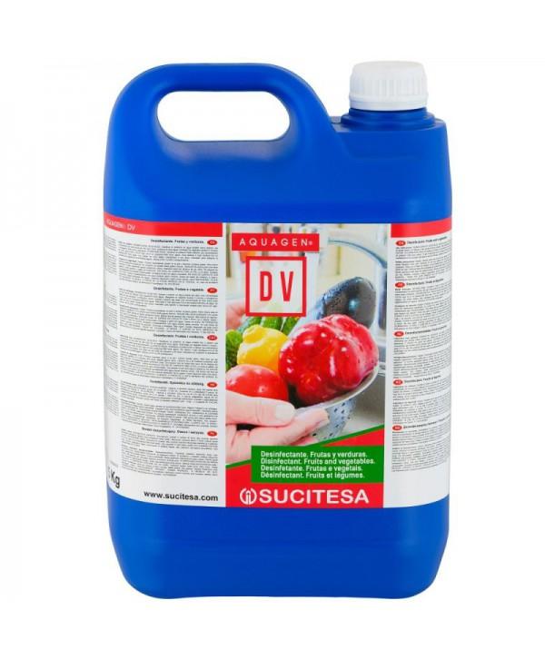 Detergenti si solutii de curatat - - Dezinfectant pentru fructe si legume - Aquagen DV - arli.ro