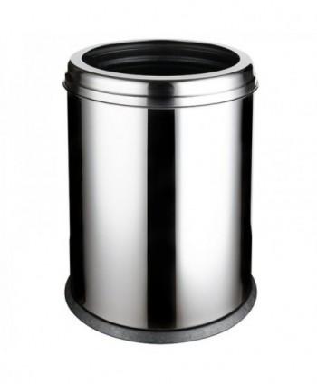 Cosuri si perii WC - Cos de gunoi din inox - 12 litri - arli.ro