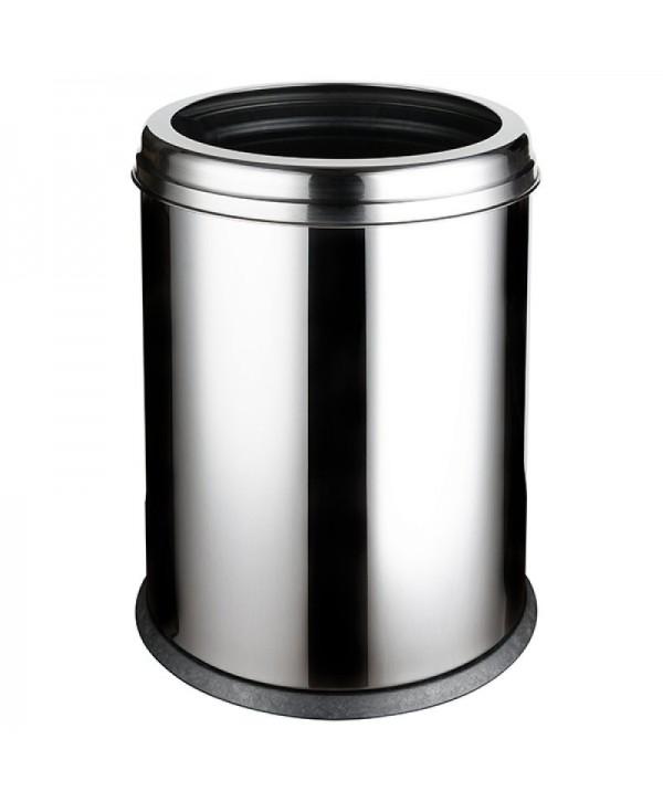 Cosuri si perii WC - - Cos de gunoi din inox - 12 litri - arli.ro