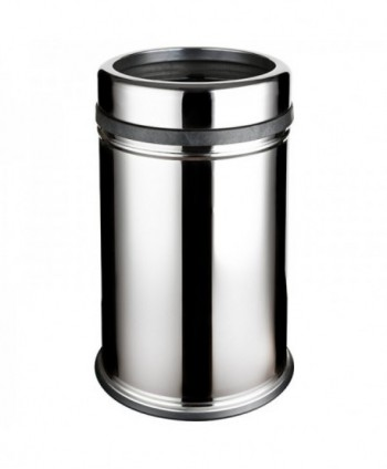 Cosuri gunoi inox - Cos de gunoi din inox - 32 litri - arli.ro