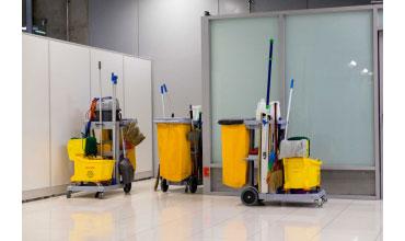 Curățenia și dezinfecția în unitățile sanitare - Află ce produse NU trebuie să lipsească dintr-un astfel de spațiu!